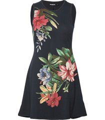 vest kilkeny dresses everyday dresses blauw desigual