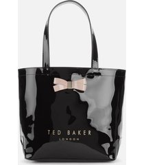 ted baker women's geeocon small tote bag - black