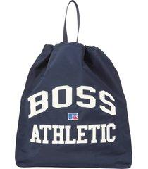 hugo boss bag with drawstring