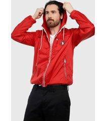 chaqueta rojo-blanco us polo assn