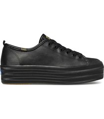 tenis mujer keds triple up leather
