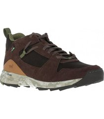 botin gamuza daintree chocolate rockford