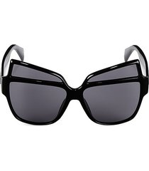 58mm butterfly sunglasses