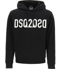 dsquared2 sweatshirt with new logo print