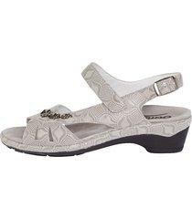 sandalett semler grå