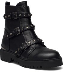 ocea2 shoes boots ankle boots ankle boot - flat svart guess