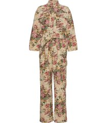 rio jumpsuit jumpsuit rosa notes du nord