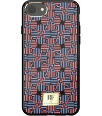 richmond & finch tommy stripes case for iphone 6/6s, iphone 7, iphone 8