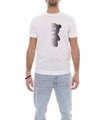 t-shirt korte mouw armani 3k1tal 1jtuz