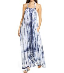 women's elan cover-up maxi dress, size x-small - white
