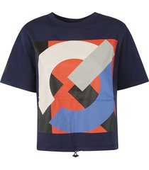 kenzo loose sport t-shirt