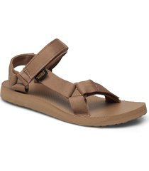 w original universal shoes summer shoes flat sandals beige teva