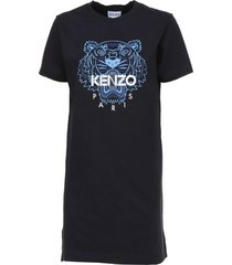 kenzo kenzo tiger t-shirt dress