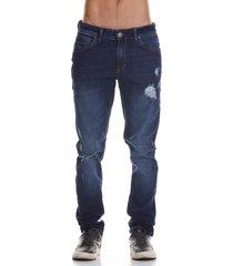 jean goco-azul oscuro