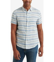 lucky brand men's san gabriel shirt