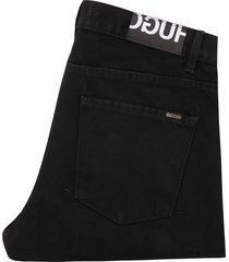 hugo 334 relaxed fit jeans - black 50412322