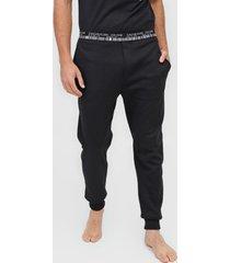 calça calvin klein underwear jogger código de barra preta