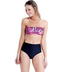 bikini fucsia punto 1 bikini waikato