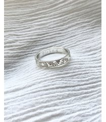 daisy - nowość- pierścionek- obrączka