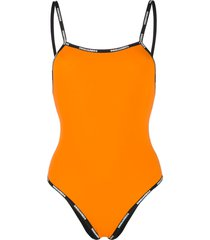 dsquared2 reversible one-piece - orange