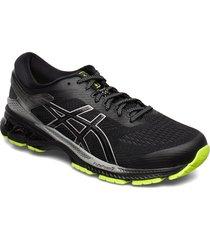 gel-kayano 26 lite-show shoes sport shoes running shoes svart asics