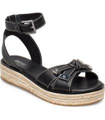 ripley sandal sandaletter expadrilles låga svart michael kors shoes