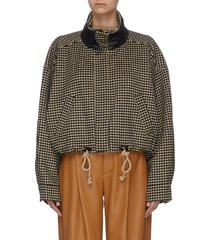crop logan jacket