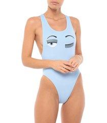 chiara ferragni one-piece swimsuits