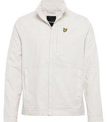 lightweight funnel neck jacket dun jack wit lyle & scott
