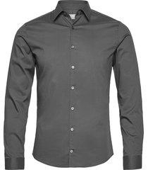 filbrodie overhemd business grijs tiger of sweden