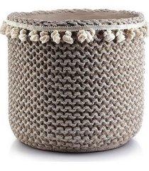 kwietnik ceramiczny doniczka ceramiczna venice l