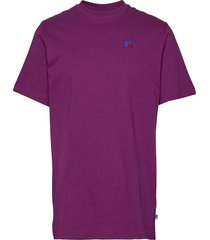 ru baseliners - t shirt t-shirts short-sleeved lila russell athletic