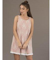 vestido rosa  florencia casarsa