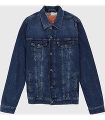 chaqueta azul levis 1455