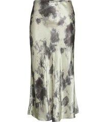 lr-icole knälång kjol multi/mönstrad levete room