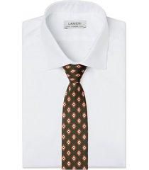 cravatta su misura, lanieri, business verde, quattro stagioni