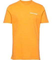 alder knowledge tee - gots/vegan t-shirts short-sleeved gul knowledge cotton apparel