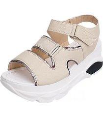 bordes zapatos para mujer sandalias tallas grandes tacones altos zapatos