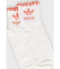 adidas originals ruffle sock 1pp ankelsockar