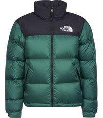 logo padded jacket