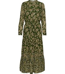 dress dresses everyday dresses grön sofie schnoor