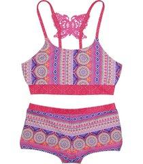 bikini fucsia h2o wear