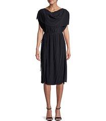 donna sleeveless dress
