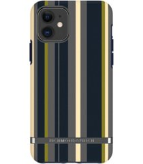 richmond & finch navy stripes case for iphone 11