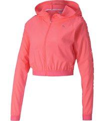 chaqueta coral neon puma be bold 518925-03