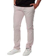 pantalón chelsea para hombre - rosado