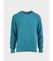 suéter cuello redondo para hombre 12691