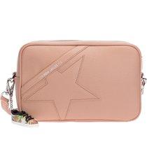 golden goose star crossbody bags