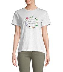 capri for the summer t-shirt