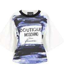 boutique moschino sweatshirts